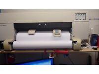 HP DesignJet 450c Large Format Inkjet Printer