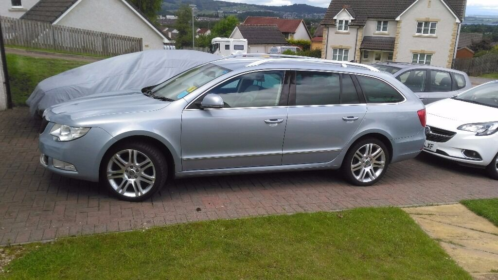 Skoda Superb estate *MUST SELL reduced significantly ...