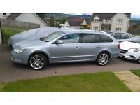 Skoda Superb estate *MUST SELL reduced significantly* manual, diesel 4x4 2011, Elegance, leather.