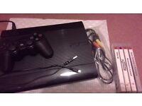 SuperSlim 500GB Playstation 3 - Like New