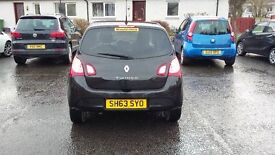 renault twingo dynamique for sale as new condition /full service history/rear tinted windows /aircon