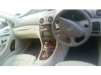 "Mercedes clk 320 cdi Elegance ( Best in uk ) ONLY ""23k miles !!!"