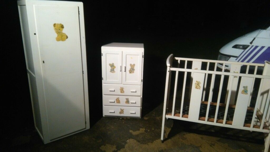 1960 Childrens Bedroom Furniture In York North Yorkshire Gumtree