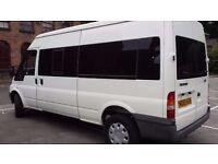 campervan/minibus/van