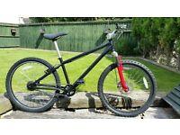 Short Adult/Teen Mountain Bike.