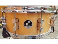 "Sonor Force 3007 100% Maple snare drum 14"" x 5.5"""