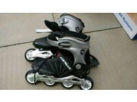 Airwalk inline skates and Skate Protection bundle uk 6 size uk delivery