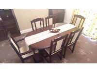 Extending Dining Table In Gateshead Tyne And Wear