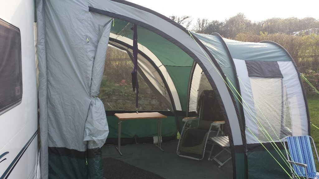 Suncamp Paramount 260 Porch Awning In Mansfield
