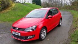 Volkswagen Polo TDI SEL low millage excellent condition £30 road tax