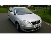Vw polo 1.4cc petrol manual five door 98k full service history long mot