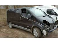 Renault trafic 1.9 dci 2003reg breaking for parts
