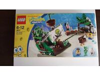 LEGO 3817 - Spongebob The Flying Dutchman