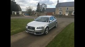 S line , special edition, 2.0 turbo. 1 year mot. Hands free blue tooth audio.Full service history