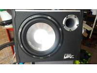 Cbr Evolution Subwoofer