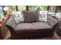 DFS sofa with pull out double bed