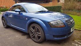 Audi TT MK1 225BHP Quattro