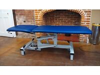 Massage/Treatment Bed/Couch/Plinth (Hydraulic)