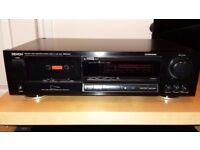 Stereo Cassette Tape Deck