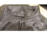 BELSTAFF MOTORBIKE LEATHERS - EXCELLENT CONDITION
