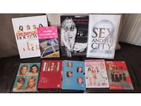 SEX IN THE CITY DVD'S AND BOOKS