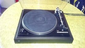 FANTASTIC CONDITION DUAL 505 TURNTABLE