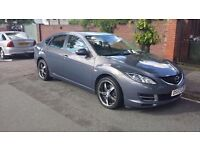 Mazda6 2.0 TS 5dr£3,295 p/x welcome FREE WARRANTY. NEW MOT