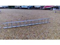 2 Section Aluminium Ladder