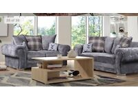 TRADE SOFA OUTLET - FABRIC & LEATHER SUITES - DELIVERY AVAILABLE CALL NOW