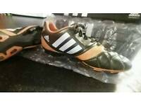 Addidas football boots size 7