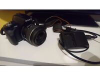 sony alpha 230 for spares or repair