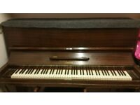 George Russell of London mahogany piano