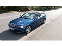 BMW 3 SERIES 2.0 318CI 2d 141BHP CONVERTIBLE - TOP SPEC+REAL LOOKER+SPORTY