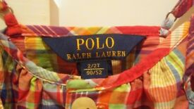 Two beautiful ralph lauren dresses. Age two