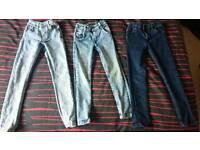 Super skinny boys jeans aged 6