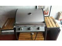 Bbq gas barbeque good condition propane bbq