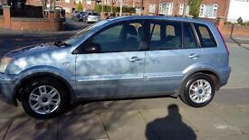 FORD FUSION ZETEC CLIMATE AUTO 06 /45000 MILES LOW MILAGE FOR AGE