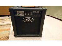Peavy Max 126 Bass Amp.
