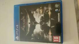 Batman Arkham Knight. PS4