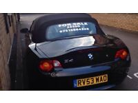 BMW Z4 **11 MONTH MOT**