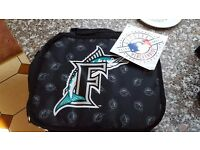 Florida marlins lunch bag
