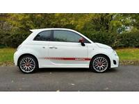 £5300 Fiat Abarth 500 1.4 16v Turbo 52000 Miles Full Service History MOT till Oct 2017 Immaculate