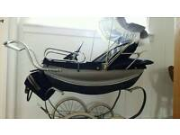 Original Silver Cross Pram - girls pram immaculate condition