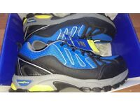 Good year composite toe ,safety shoes size 9 Brand new
