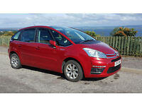 2012 Citroen C4 Picasso e-HDi 110 Airdream EGS6 VTR+, Diesel, only 29957 miles, one owner