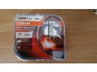 Osram D2S Night Breaker Unlimited Xenarc Bulbs
