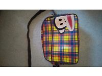 Paul frank messenger bad never used