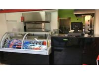 PIZZA AND KEBAB SHOP TAKE AWAY BUSINESS LOW RENT !! REAL GOLD MINE IDEAL FIRST BUSINESS