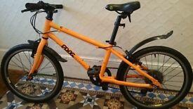 Orange Frog 55 Kids Bike for sale