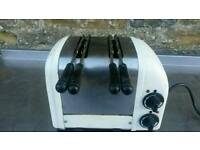 Double toaster duolit